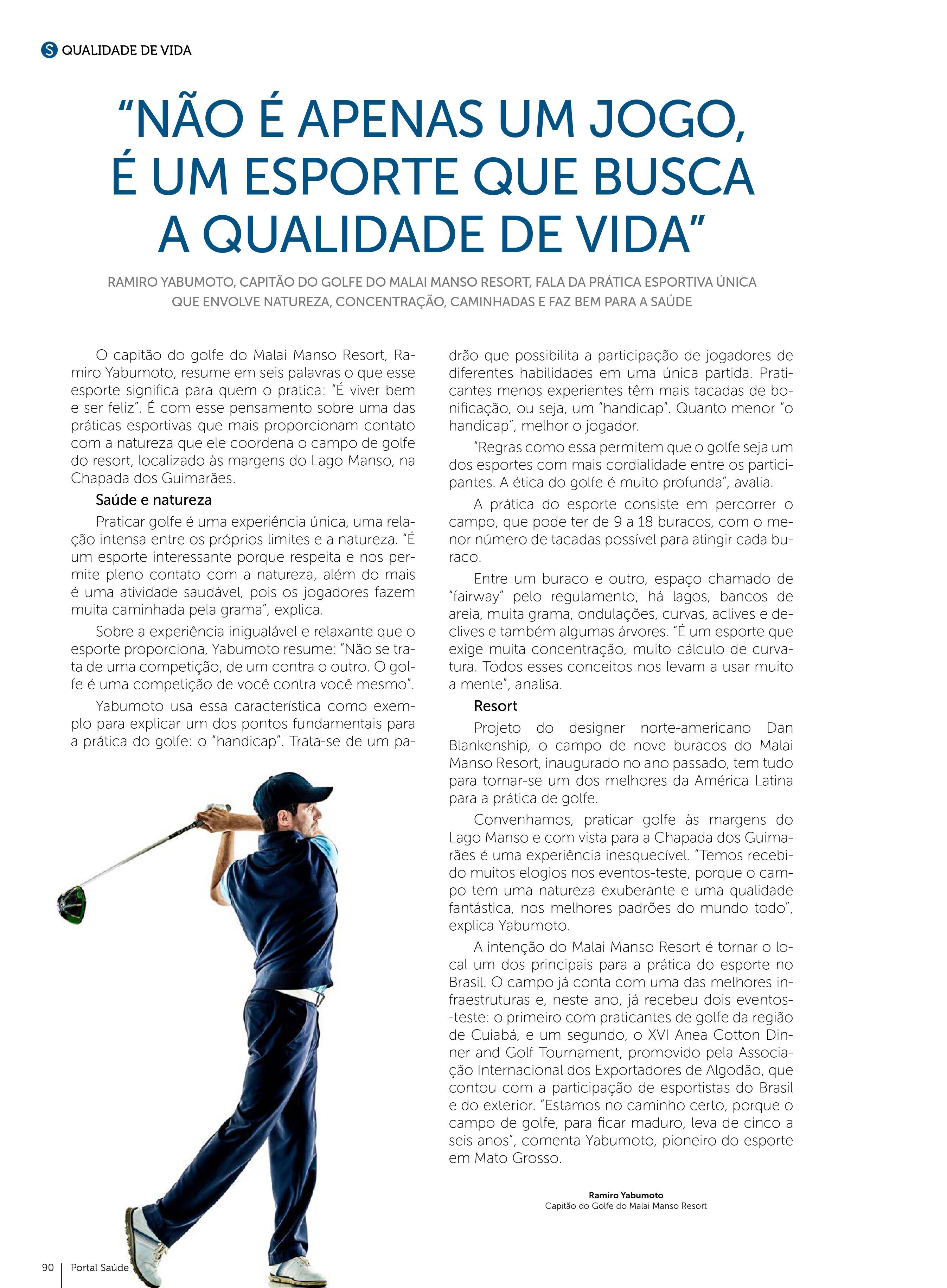 Revista Portal Saúde