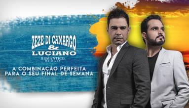 Show Zezé Di Camargo e Luciano