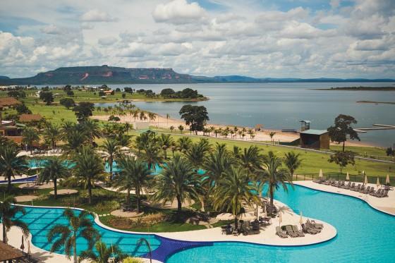 Revista Azul - Malai Manso Resort