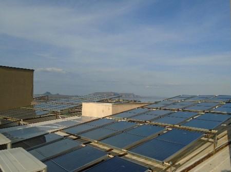 Placas Solares - Uso de Energia Limpa