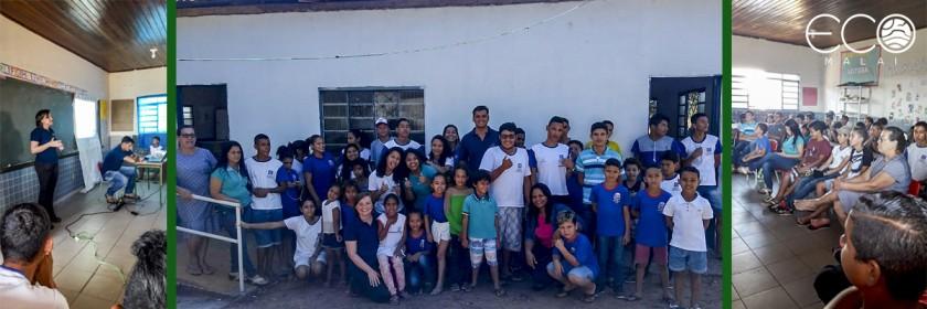 Ação Social nas Escolas - Mosáico
