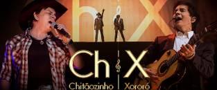 Show da dupla Chitãozinho e Xororó (Ch&X) no Malai Manso Resort em Abril
