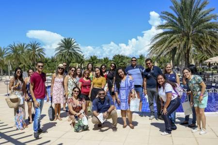 Agentes de Viagens de Cuiabá visitam o Malai Manso Resort