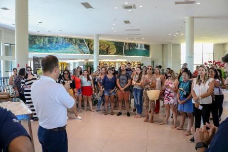 Dia Nacional do Turismo - Agentes de Viagens de Cuiabá no Malai Manso Resort