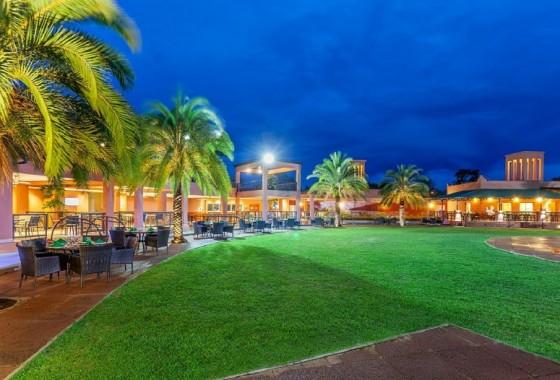 Gastronomia Malai Manso Resort