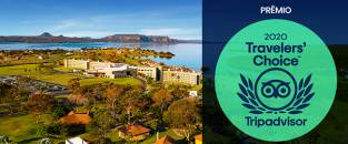 Malai Manso Resort recebe prêmio Traveller's Choice Awards do TripAdvisor