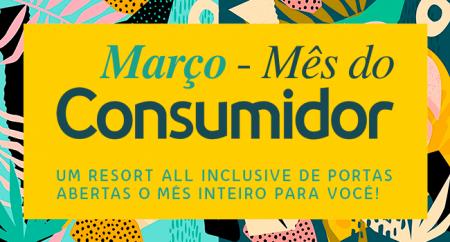 Março - Mês do Consumidor